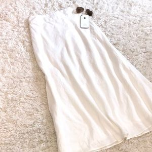 Banana Republic Linen Maxi Skirt